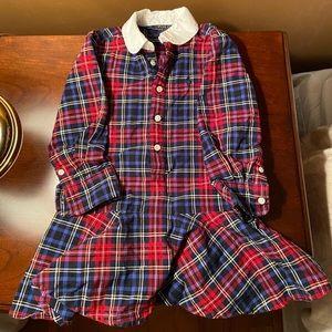 Ralph Lauren Girls Dress - Like New, 2T